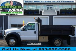 Used 2006 FORD F-550 SUPER DUTY