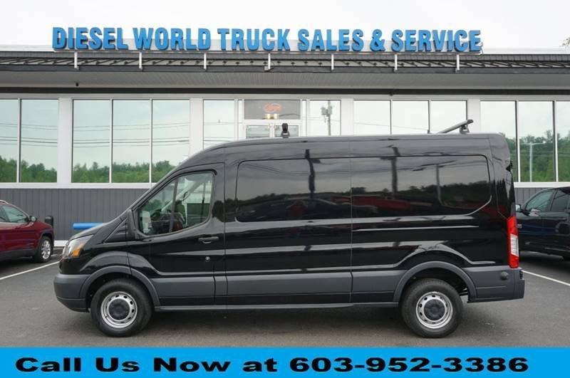 Used 2016 FORD TRANSIT CARGO 250