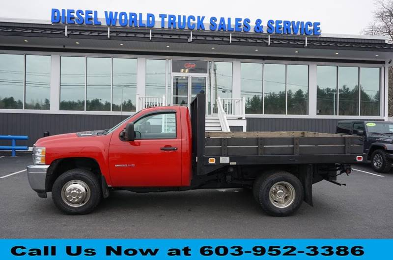 Diesel World Truck Sales with 140 Diesel & Gas used trucks