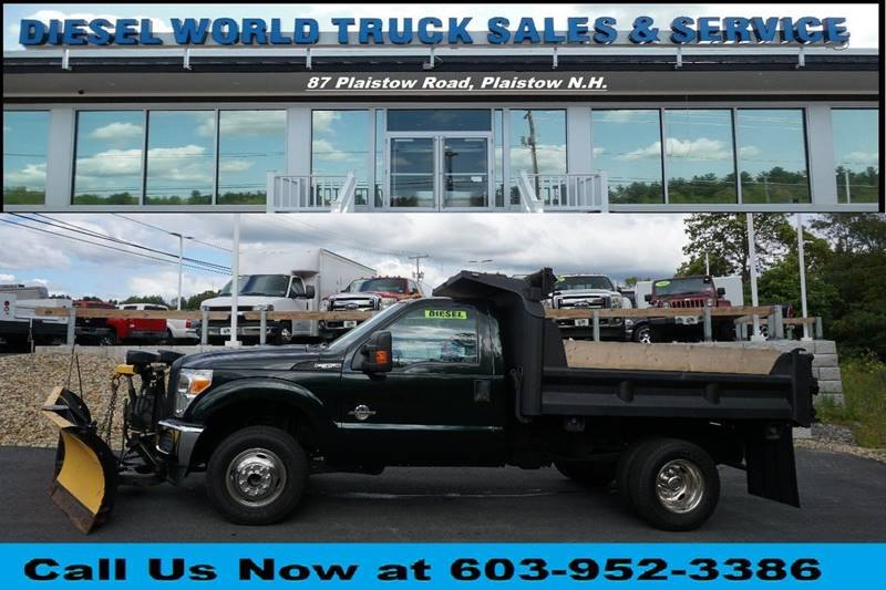 Used 2014 FORD F-350 SUPER DUTY