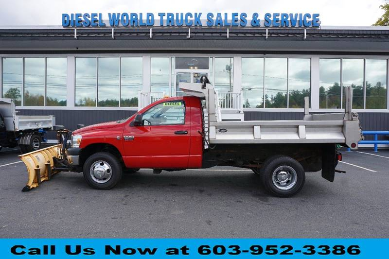 Used 2010 DODGE RAM CHASSIS 3500 ST