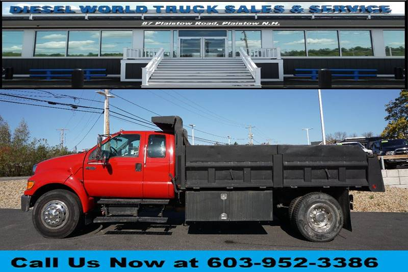 Used 2007 FORD F-650 SUPER DUTY