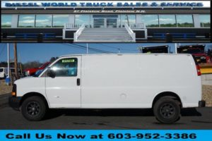 Used 2009 CHEVROLET EXPRESS CARGO 3500