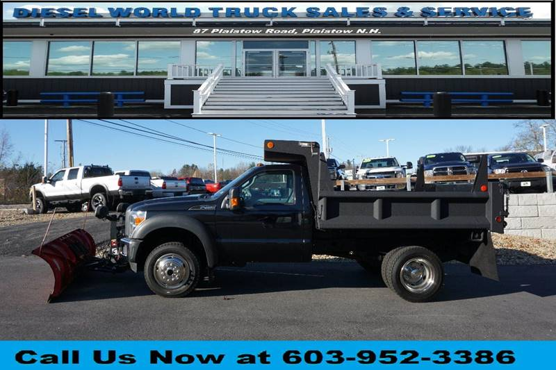 Used 2014 FORD F-450 SUPER DUTY