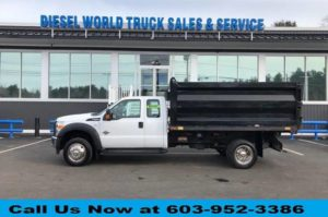 Used 2015 FORD F-550 SUPER DUTY