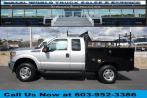 Used 2015 FORD F-250 SUPER DUTY