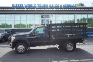 Used 2014 FORD F-550 SUPER DUTY