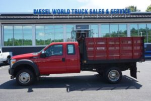 Used Ford F-550 Super Duty