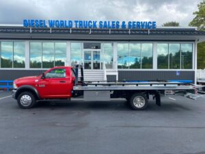 Used 2018 RAM CHASSIS 5500