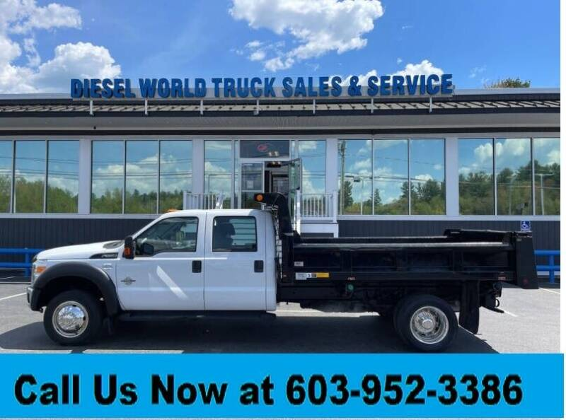 Used 2011 Ford F-550 Super Duty