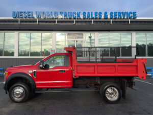Used 2017 Ford F-550 Super Duty