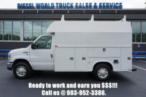 Used 2013 Ford E-Series Chassis E-350