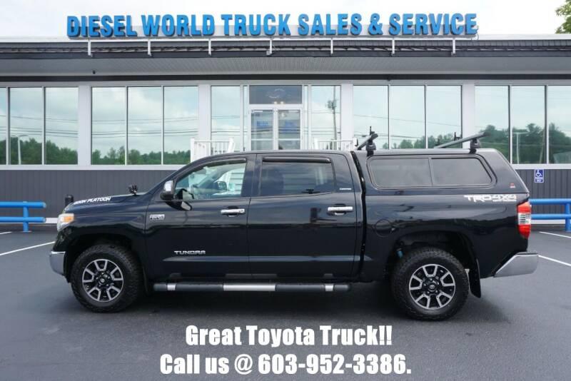 Used 2014-Toyota-Tundra-Limited