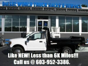Ussed 2019 Ford F-350 Super Duty XL